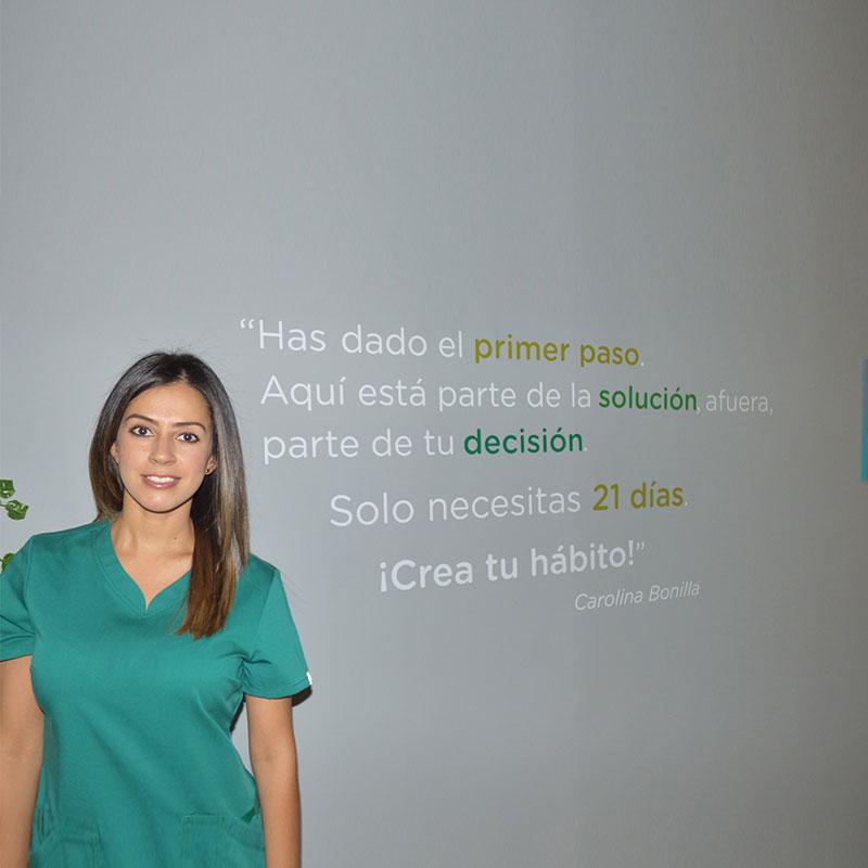 Carolina Bonilla - Nutrición Activa