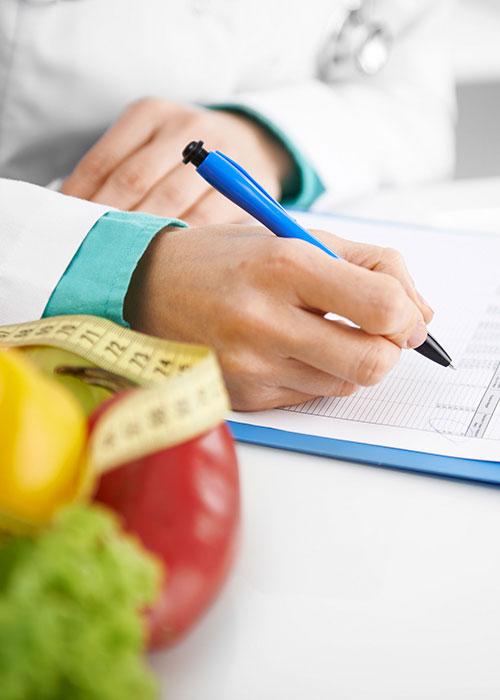 Consulta Nutricional - Nutrición Activa